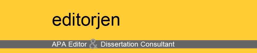 Dissertation editors nova southeastern university